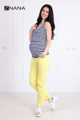 Майка для беременных и кормящих Simple полоска