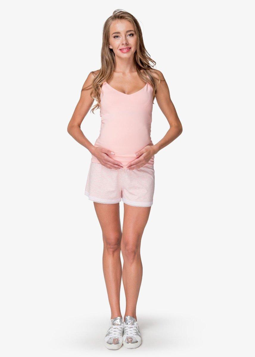 Пижама Топ + шортики Persik