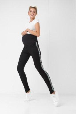 Лосины для беременных 1874-0603 черные