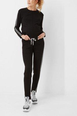 Спортивные брюки для беременных 1898-0004 черный