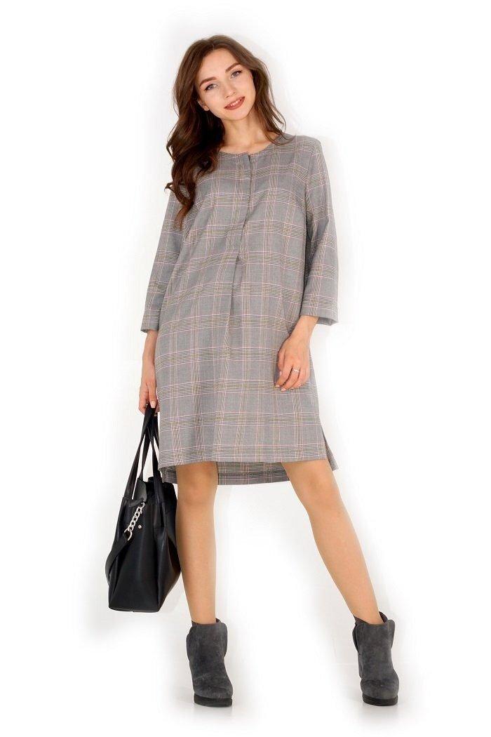 Платье для беременных Теплые линии