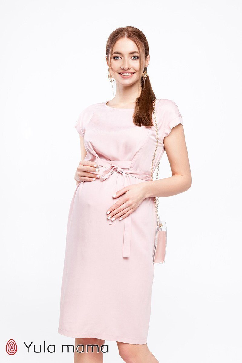 Плаття для вагітних і годуючих Andis пудра