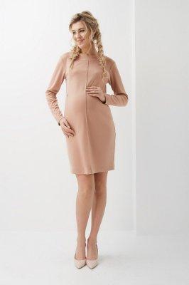 Плаття для вагітних і годуючих 2020 1313 карамель