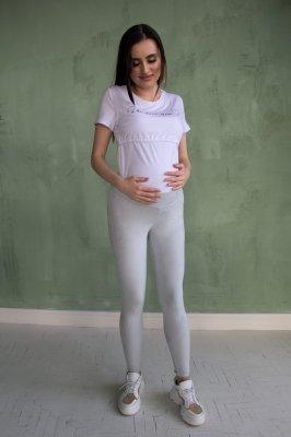 Лосины для беременных 2063 0234 серые sale