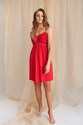 Ночная рубашка 2116 1459 красный