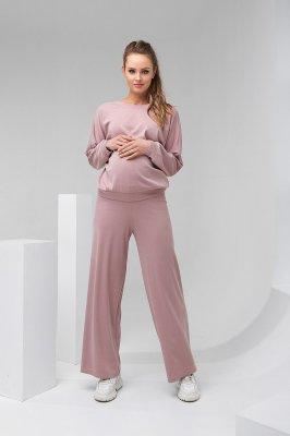 Спортивный костюм 2128(9) 1510 пудрово-розовый