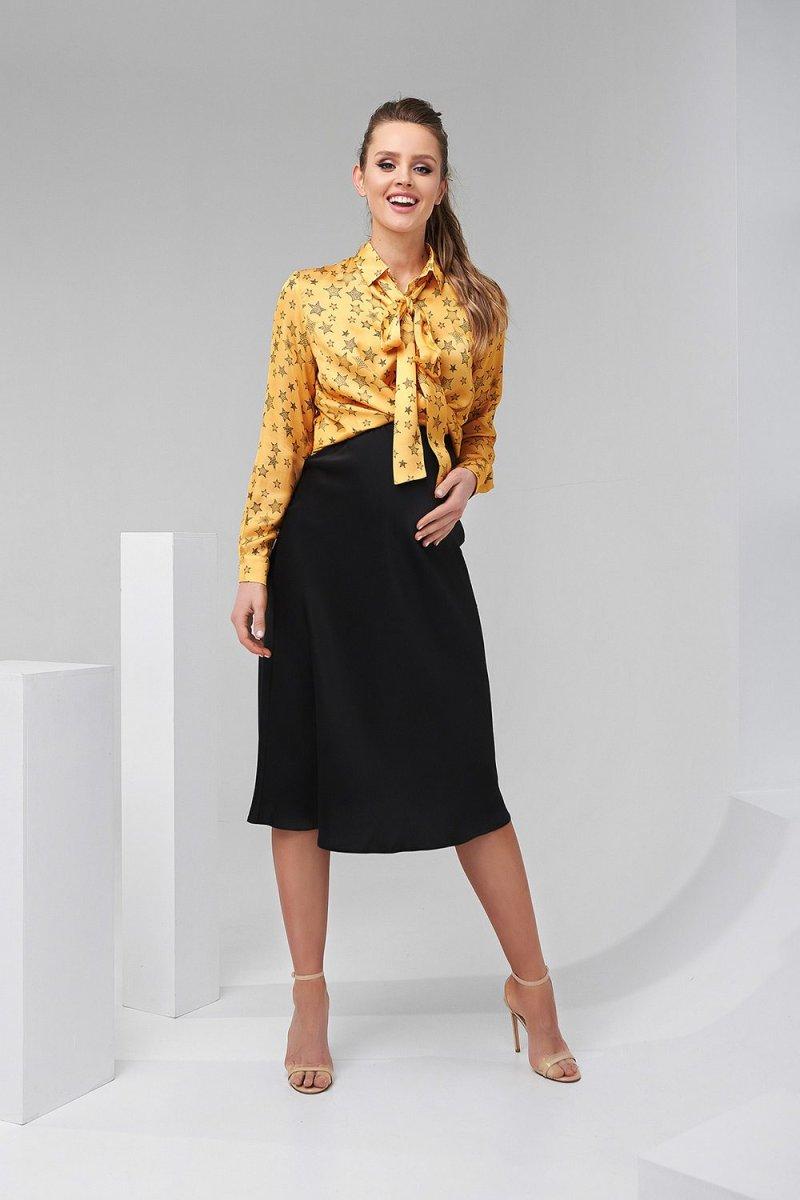 Блуза с принтом для беременных 2026 1325 золотой
