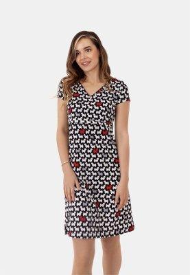 Платье для беременных и кормящих (dogs)
