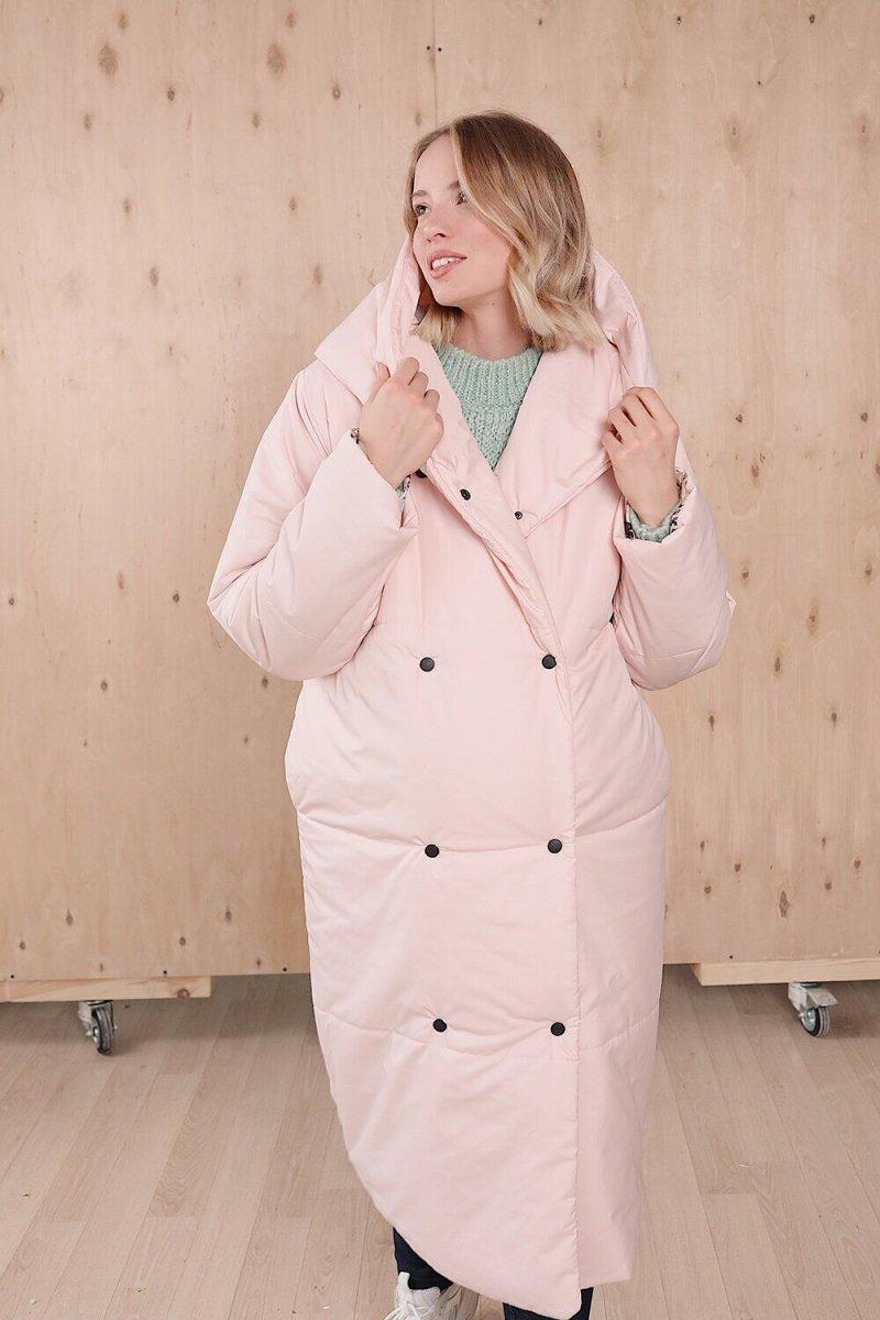 Куртка для беременных 2734274 персик