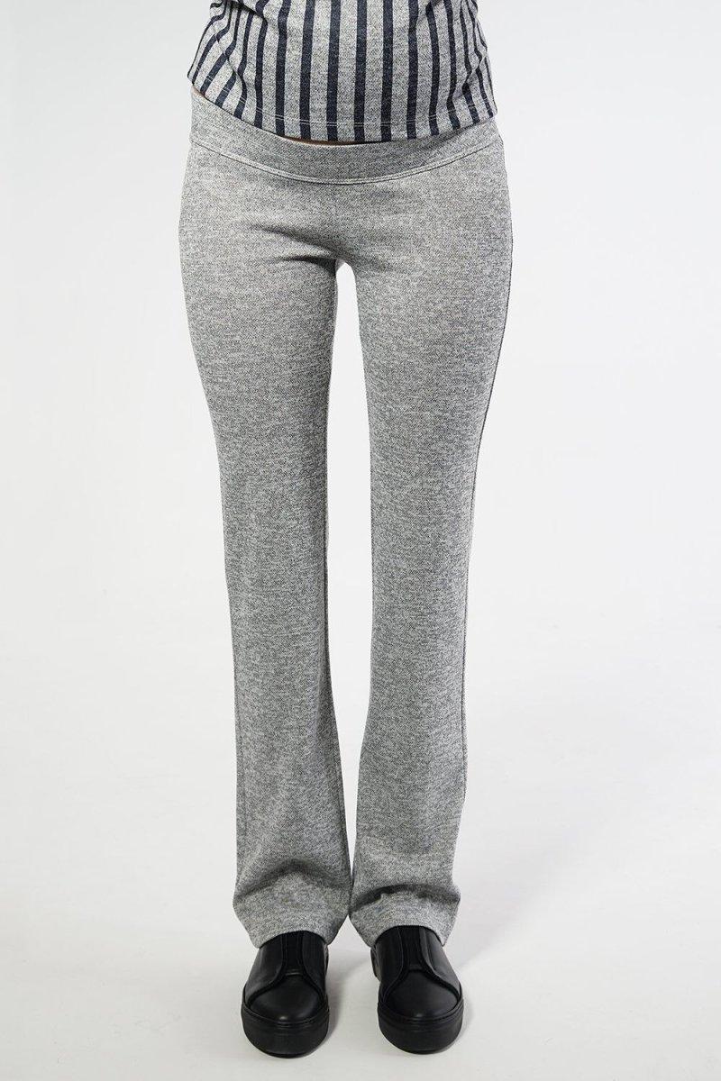 Спортивные брюки для беременных 282258-1 серый