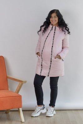 Куртка для беременных 3044273 Розовая sale