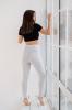 Леггинсы для беременных 3052041-3 серый меланж