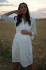 Халат для будущих мам 3057041 молочный
