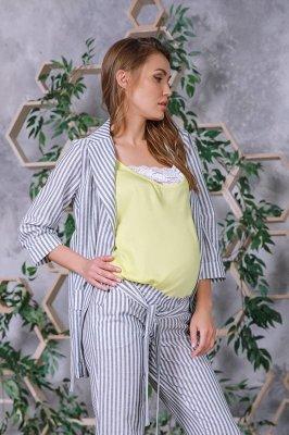 Жакет для вагітних 3163625 сірий
