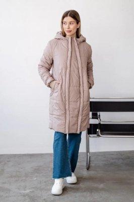 Куртка для беременных 4343274 мокко