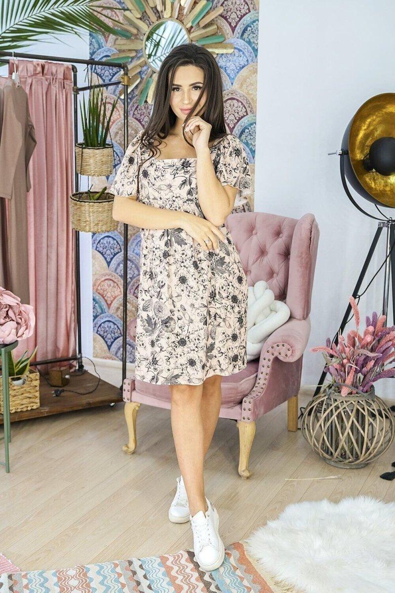 Сарафан для беременных 1375170 розовое