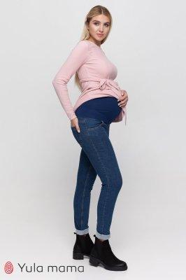 Джинсы для беременных Ultimate темно-голубой sale