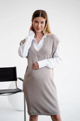 Сукня для вагітних 4371142 мокко