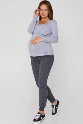 Спортивные штаны для беременных Vancouver Антрацит