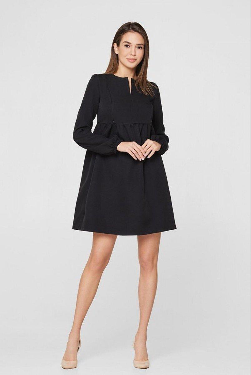 Сукня для вагітних і годуючих Genoa чорний