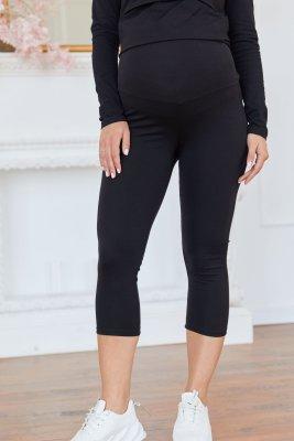 Капри для беременных Capri черный