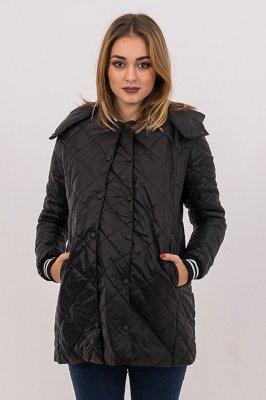 Куртка для беременных 3133272 черная