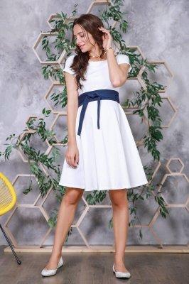 Плаття для вагітних 4153001 Білий