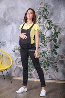 Полукомбинезон для беременных 1266690 черный sale