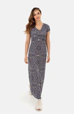 Платье для беременных и кормящих 0122