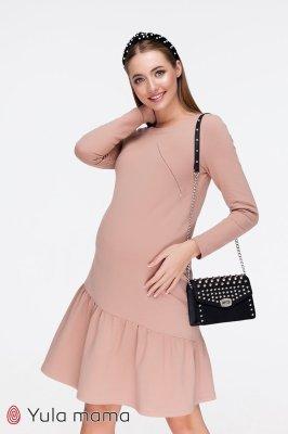 Плаття для вагітних і годуючих Joi капучіно