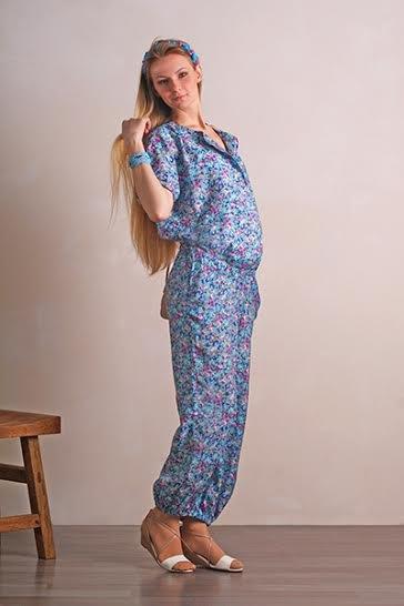 Комбинезон для беременных Летняя прохлада