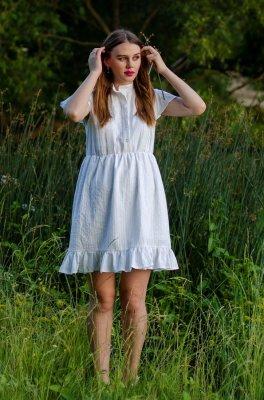 Платье для беременных и кормящих мам kvitka