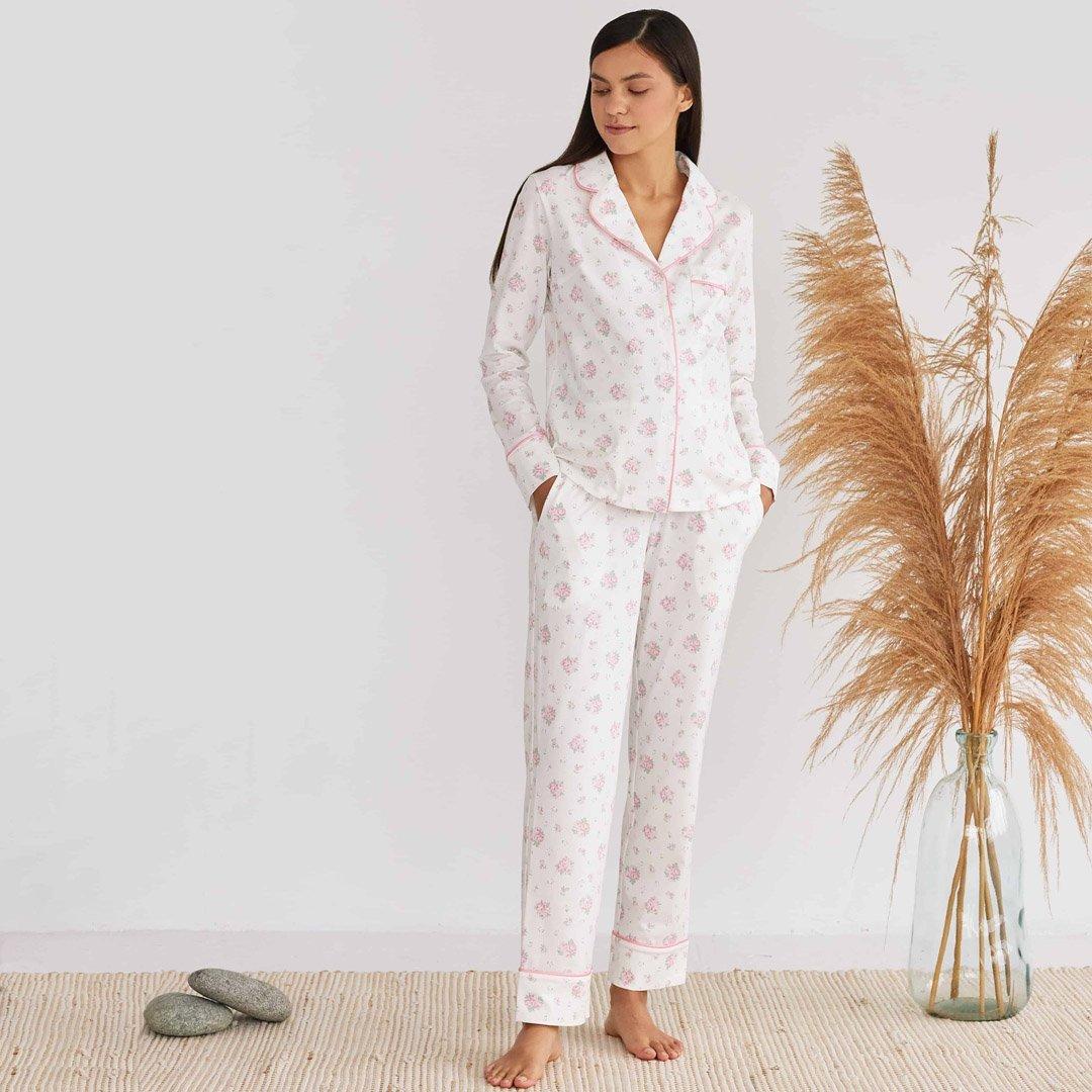 Пижама Sleeper (полированный хлопок)