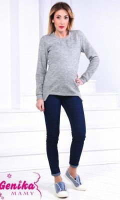 Зауженные джинсы для беременных 1143 sale